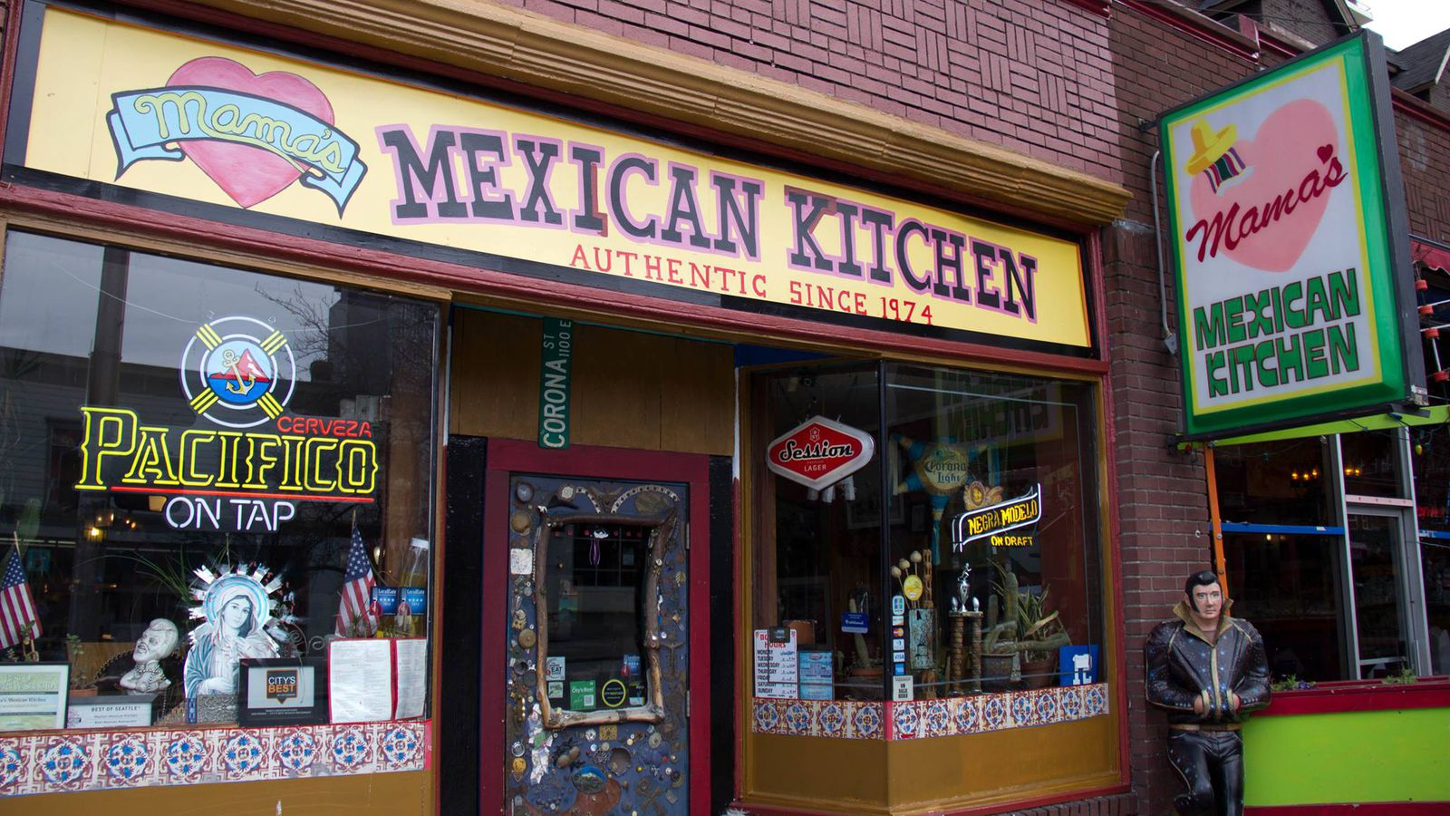 Mama 39 s mexican kitchen will end its 42 year run in for Mama s italian kitchen