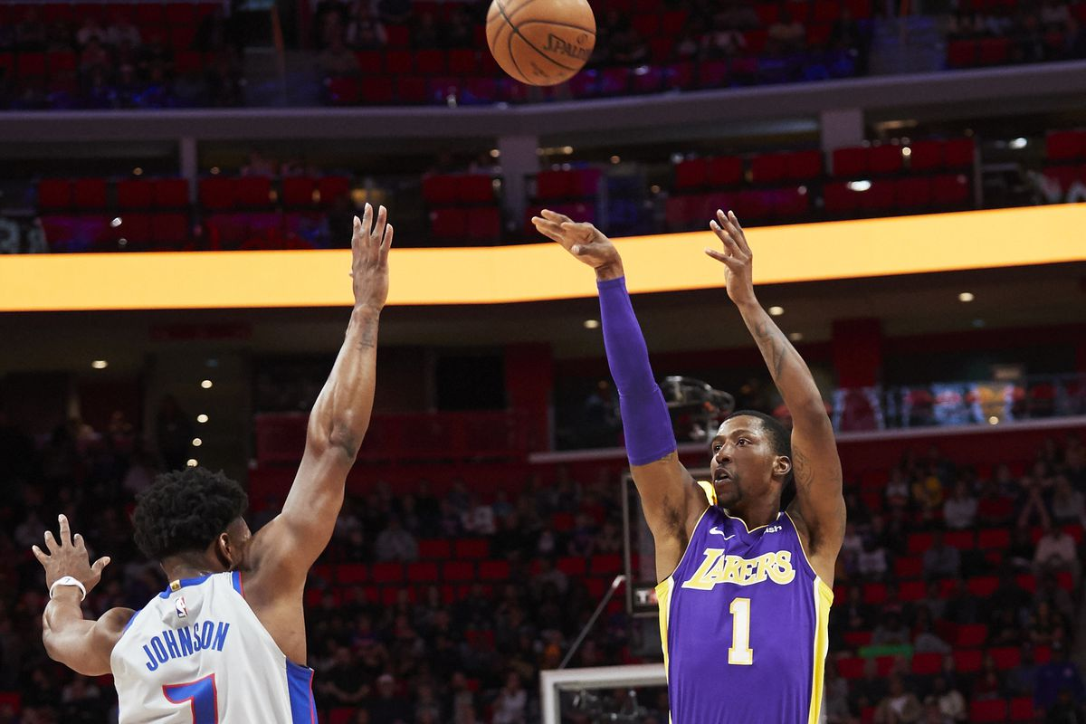 8db2d27544a Most Interesting Lakers No. 8  Can Kentavious Caldwell-Pope Can Shine in a  Critical 3-and-D Role