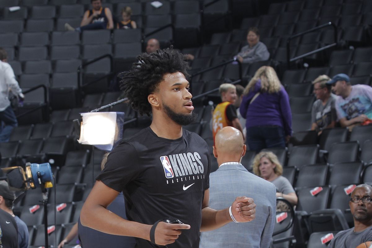 What will the Kings look like when Marvin Bagley returns?