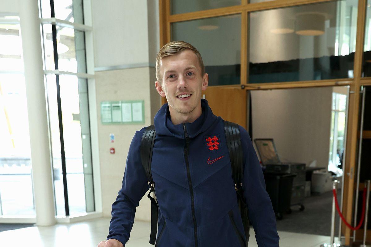 England World Cup Qualifier Camp, James Ward-Prowse, Southampton, Saints