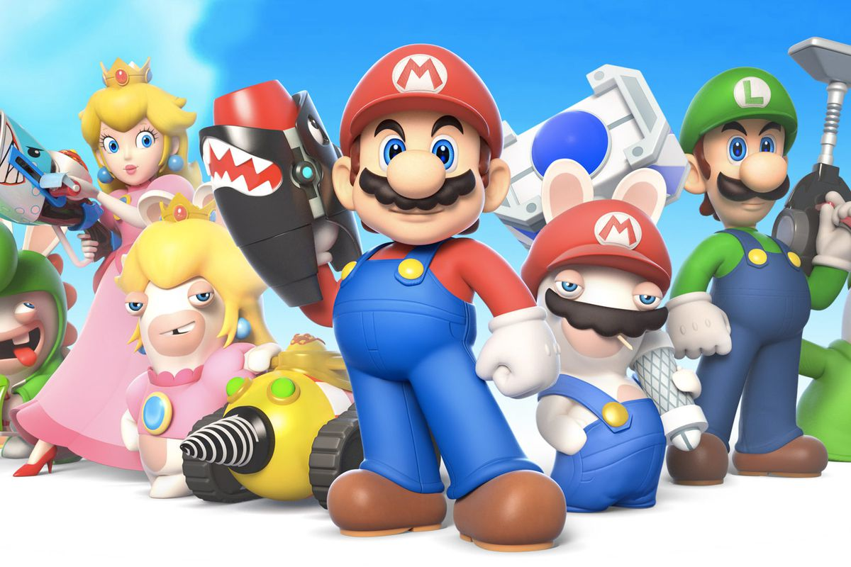 Mario  Rabbids Kingdom Battle has a 20 Season Pass  Polygon