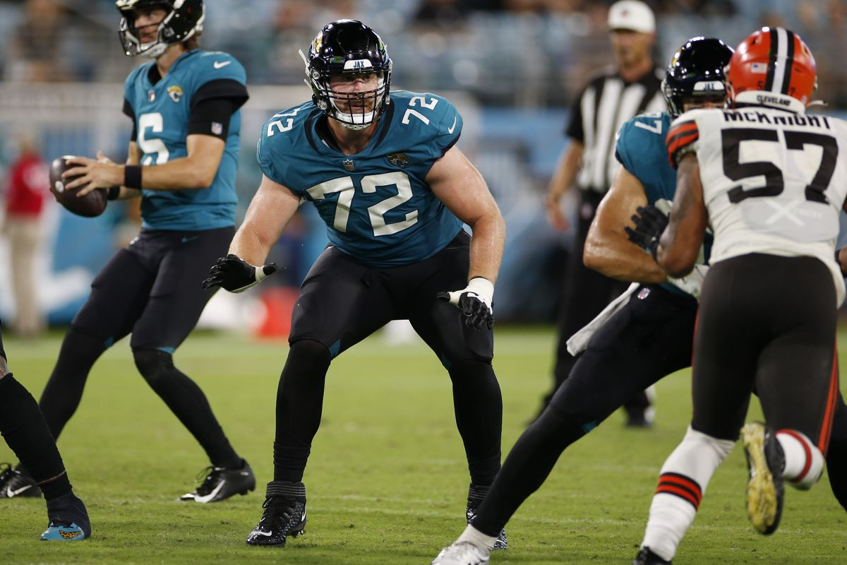 NFL: AUG 14 Preseason - Browns at Jaguars