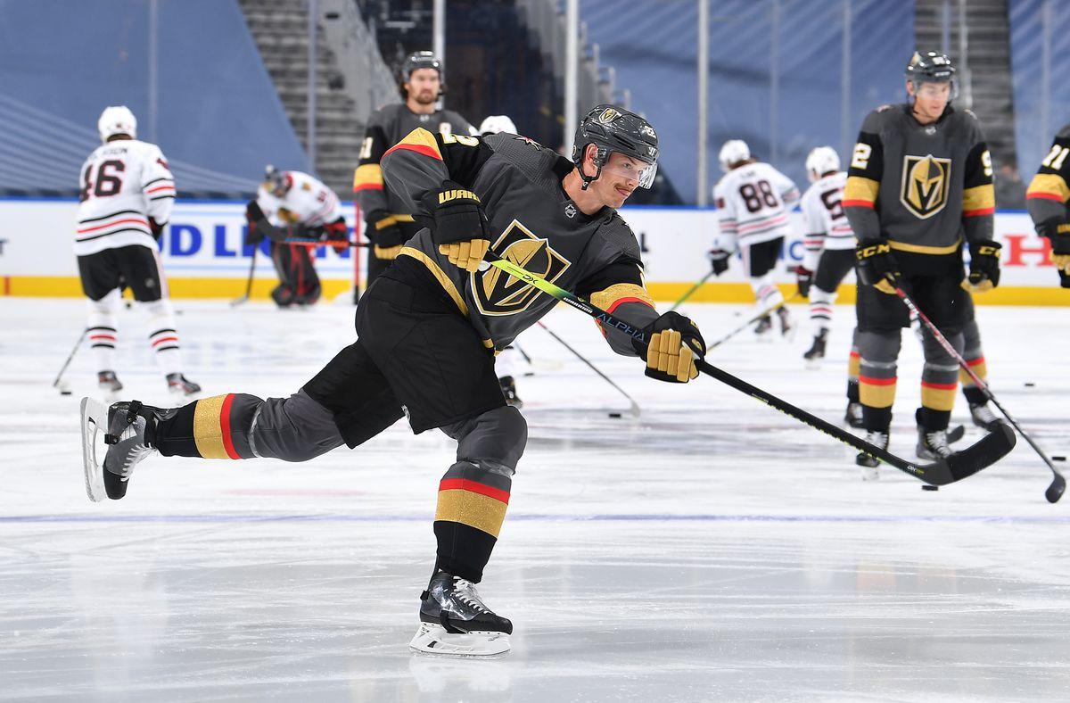 Chicago Blackhawks v Vegas Golden Knights - Game Two