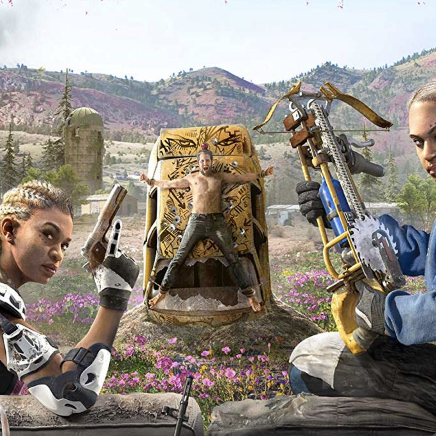 Far Cry New Dawn Is A Post Apocalyptic Sequel To Far Cry 5 The