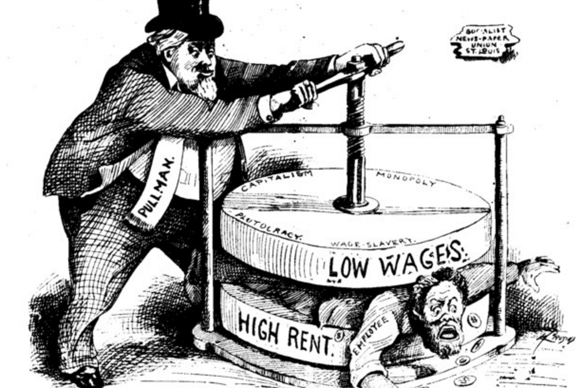 Ours Wont Be As Fierce This Time But >> The Gilded Age Has Striking Similarities With Today But Not For The