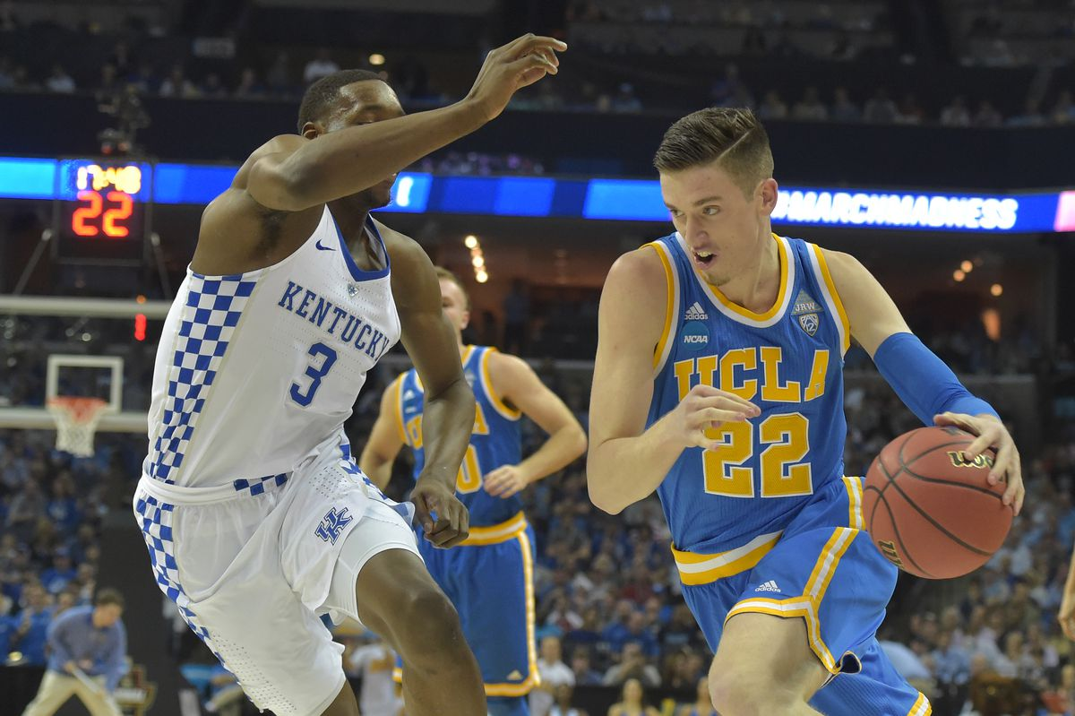The Indiana Pacers select T.J. Leaf from UCLA with the No. 18 overall pick in the Blazer's Edge 2017 NBA Mock Draft.