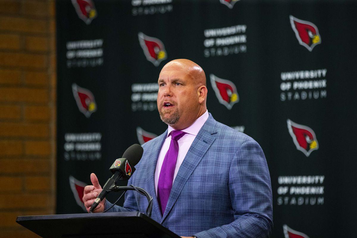 NFL: Arizona Cardinals-Josh Rosen Press Conference