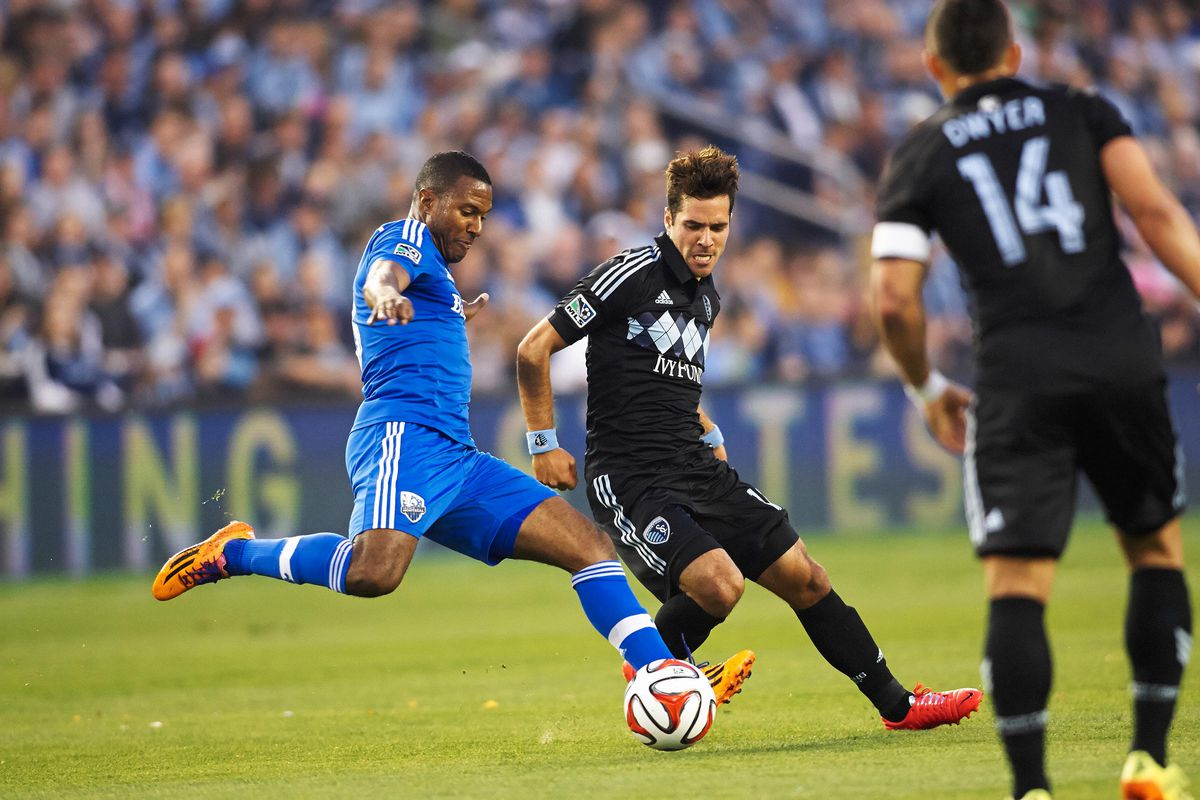 Benny Feilhaber and SKC will look to continue their domination over the Impact on Saturday!
