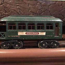 A model of a Pullman railcar. | Rubye Lane/ Sun-Times
