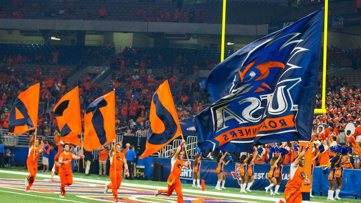 NCAA Football: Rice at Texas-San Antonio