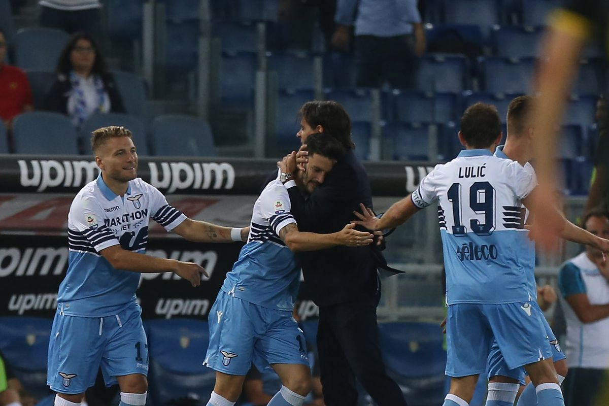 SS Lazio v Frosinone Calcio - Serie A