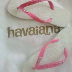 Our own custom pair. Pretty!
