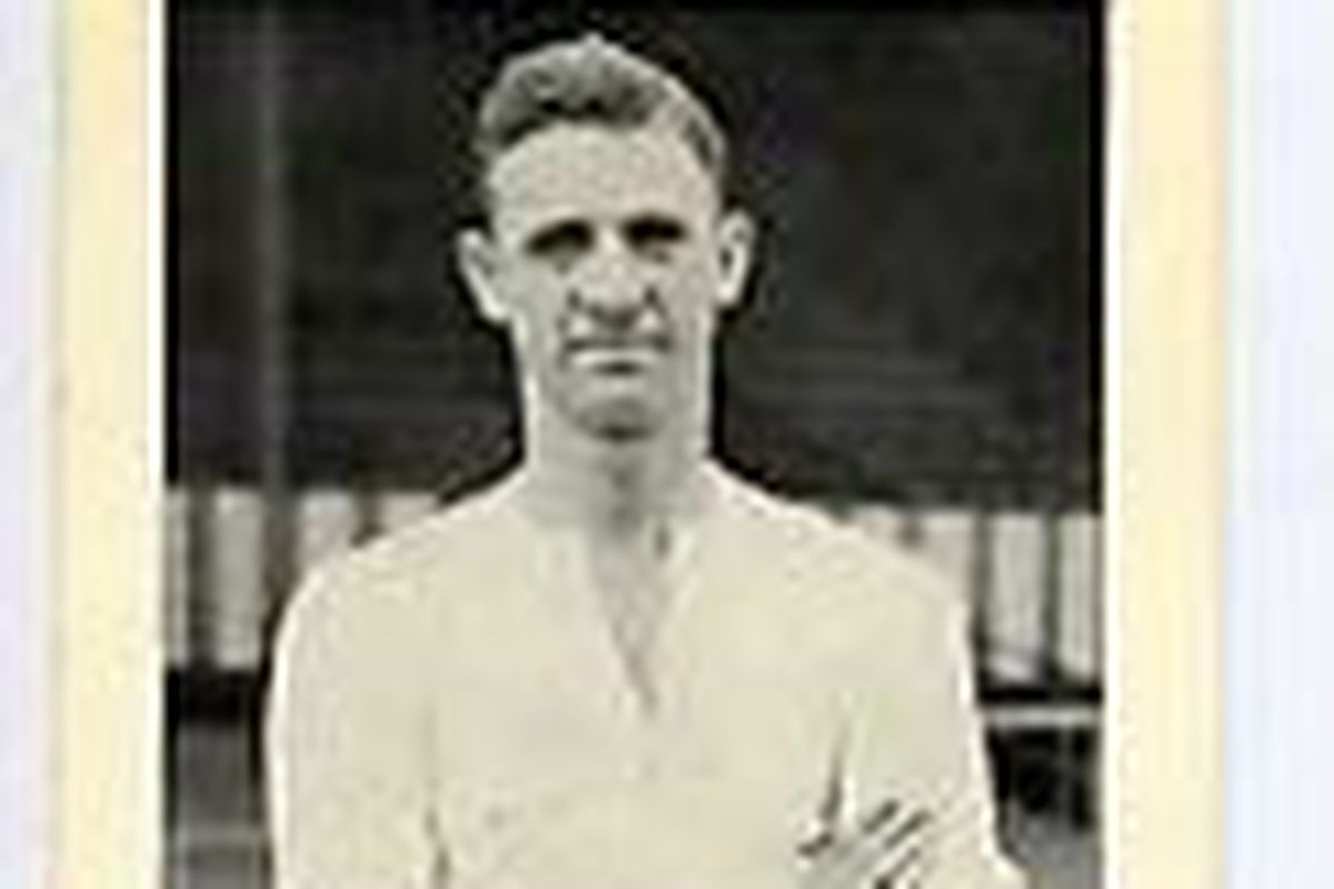 Wanderers legend Jack Milsom bagged four goals in Wanderers' 8-1 mauling of Liverpool in 1932