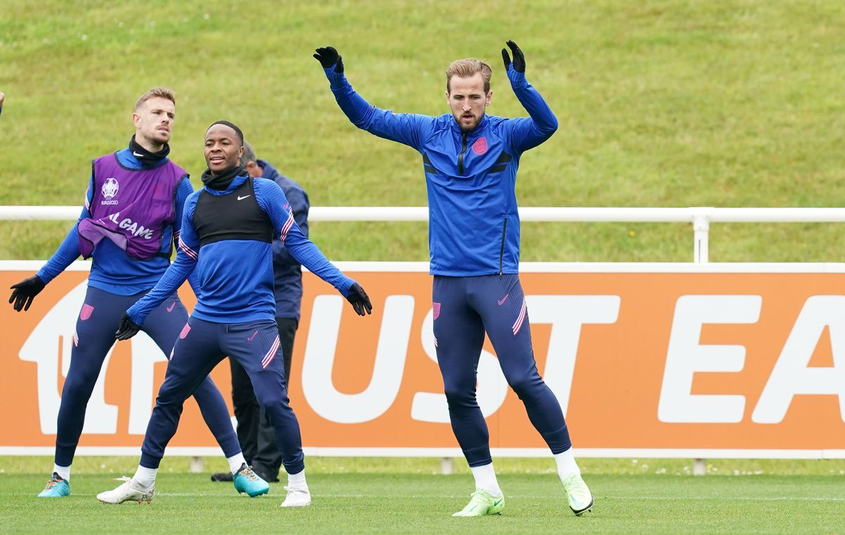 England Training - St George's Park - Tuesday July 6th