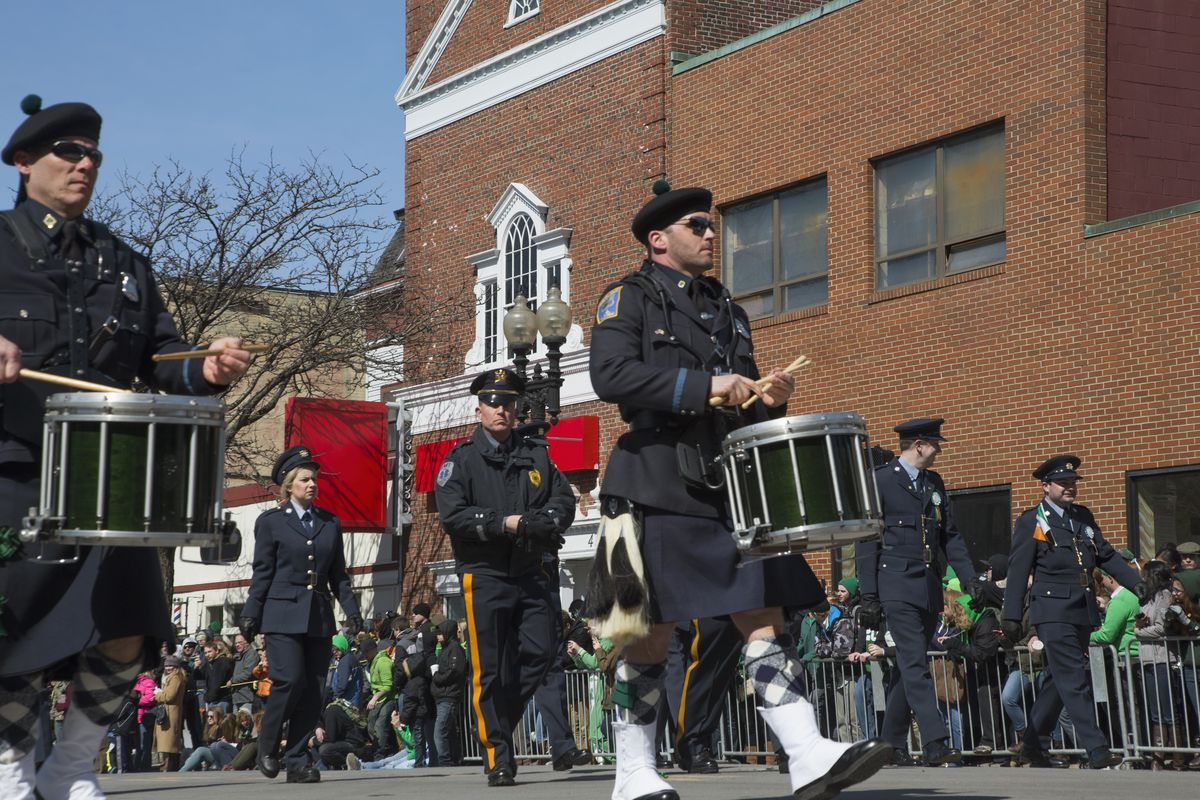 st patricks day parade controversy essay Producers of the famous irish dry stout guinness say they are dropping their sponsorship of new york's st patrick's day parade in light of the event's controversial stance on openly gay participants.