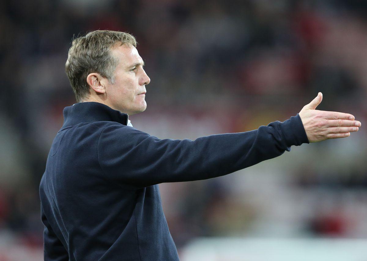 Sunderland v Bolton Wanderers - Sky Bet Championship