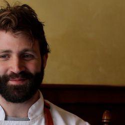 Adam Leonti, 26, Chef de Cuisine, Vetri, Philadelphia