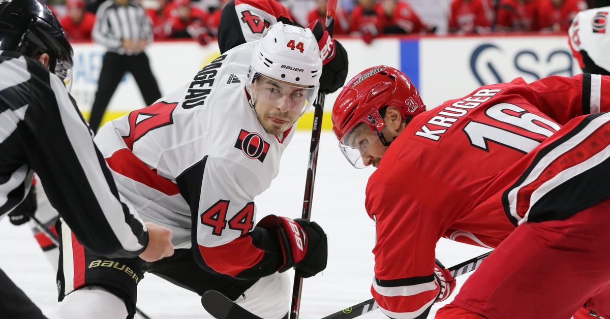 "The ""Fleece-Off Circle"": A Look at the Senators Before the Trade Deadline"