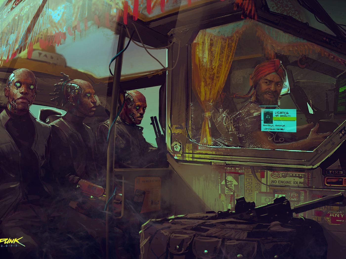 Watch The Cyberpunk 2077 Gameplay Reveal Polygon