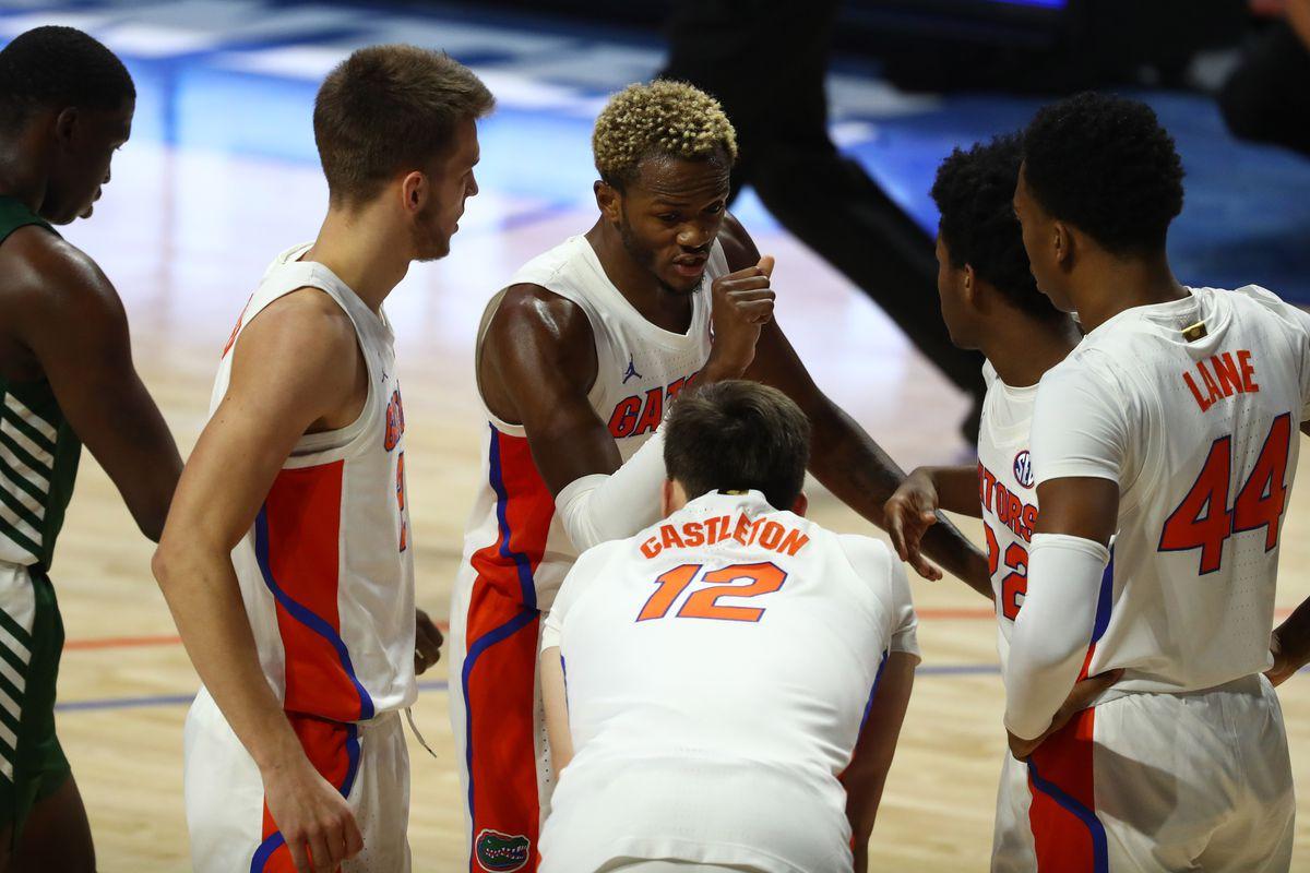 NCAA Basketball: Stetson at Florida