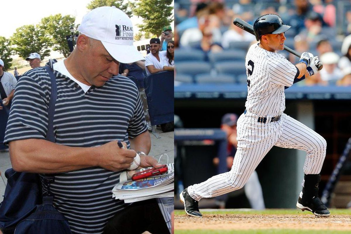 Yankees Top Moments: (#3) Leyritz's game-tying home run vs ...