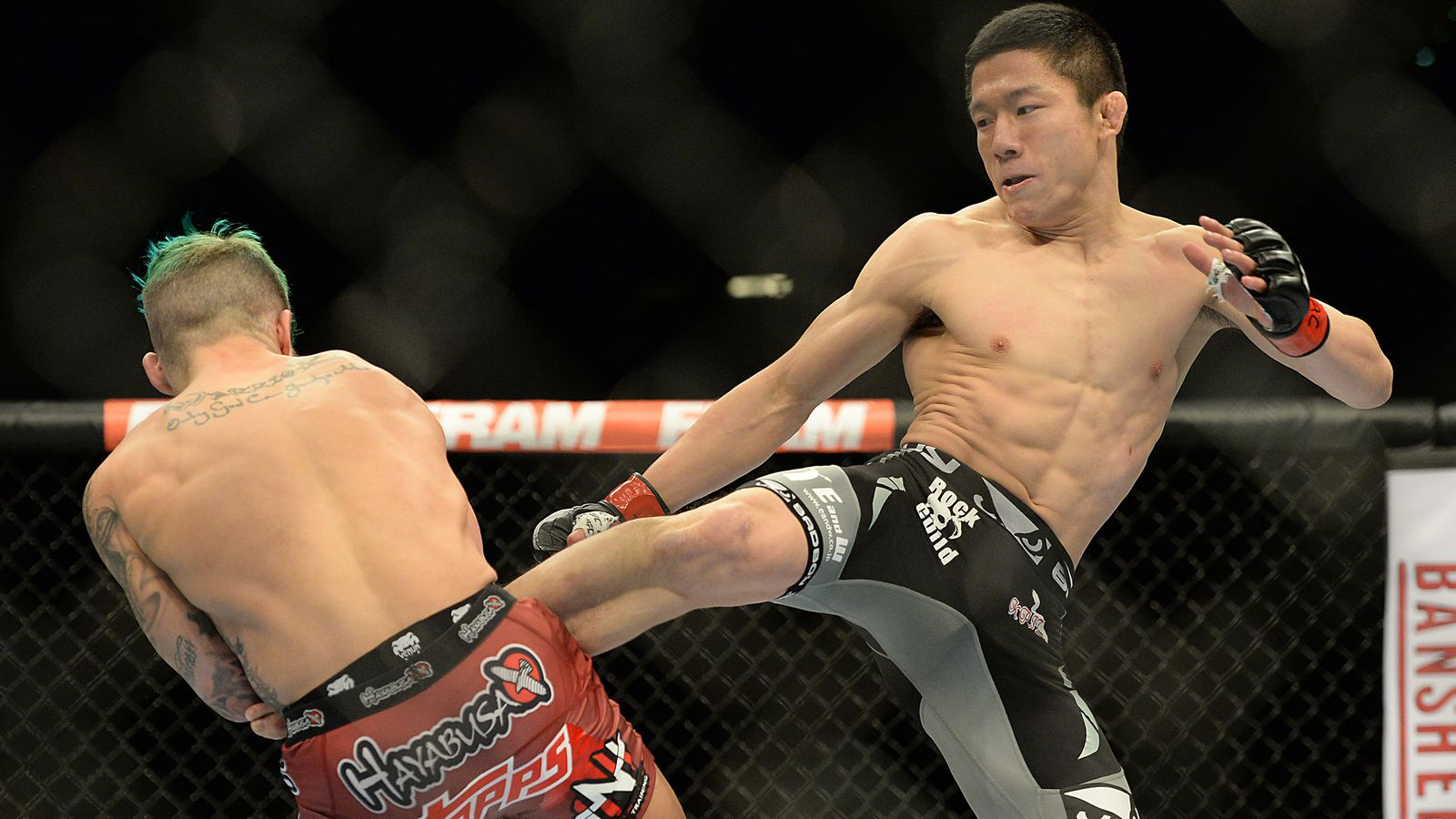UFC 186 complete fighter breakdown, Kyoji 'Supernova' Horiguchi edition