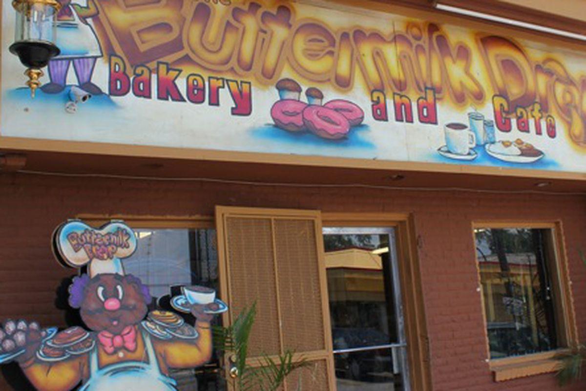 The Buttermilk Drop Bakery.