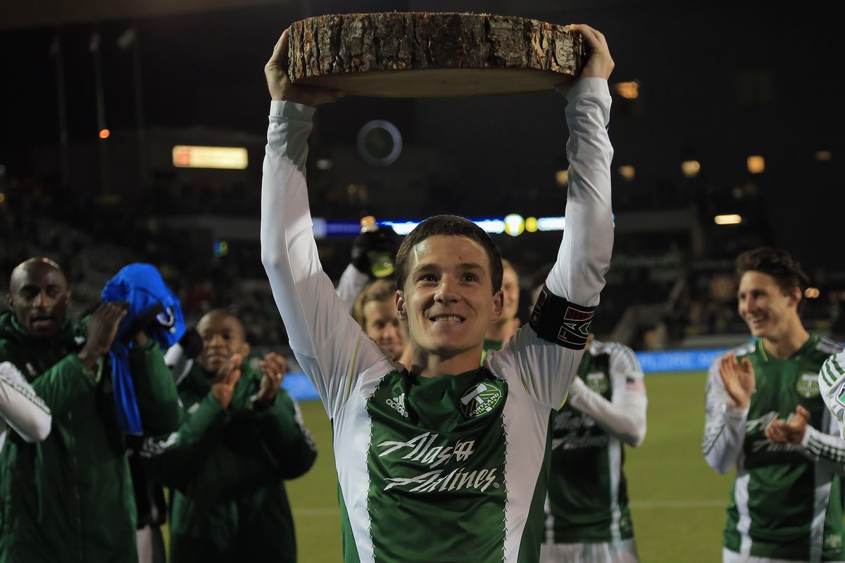 Will Johnson and the Portland Timbers have been celebrating a lot this season.
