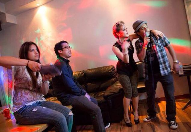 Sing Your Heart Out at DFW's Top Karaoke Spots - Eater Dallas