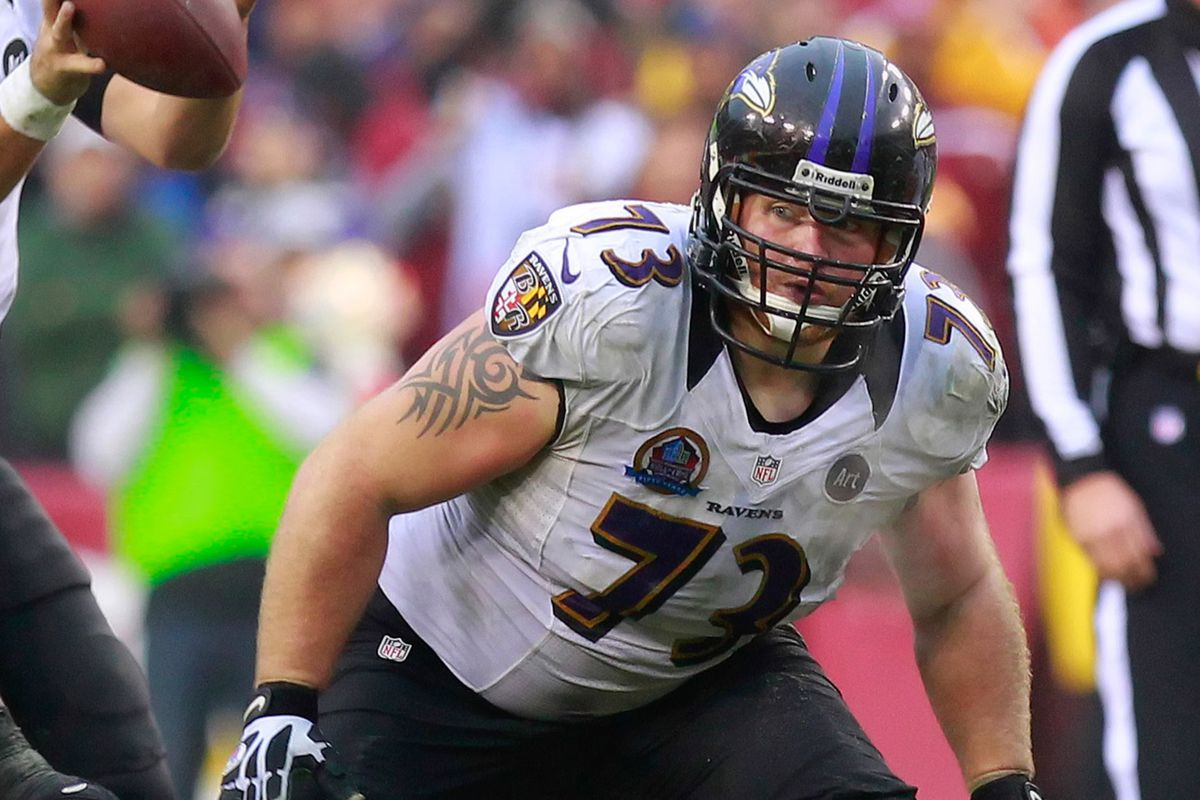 Marshal Yanda was selected to Team Sanders in the Pro Bowl draft Tuesday night.