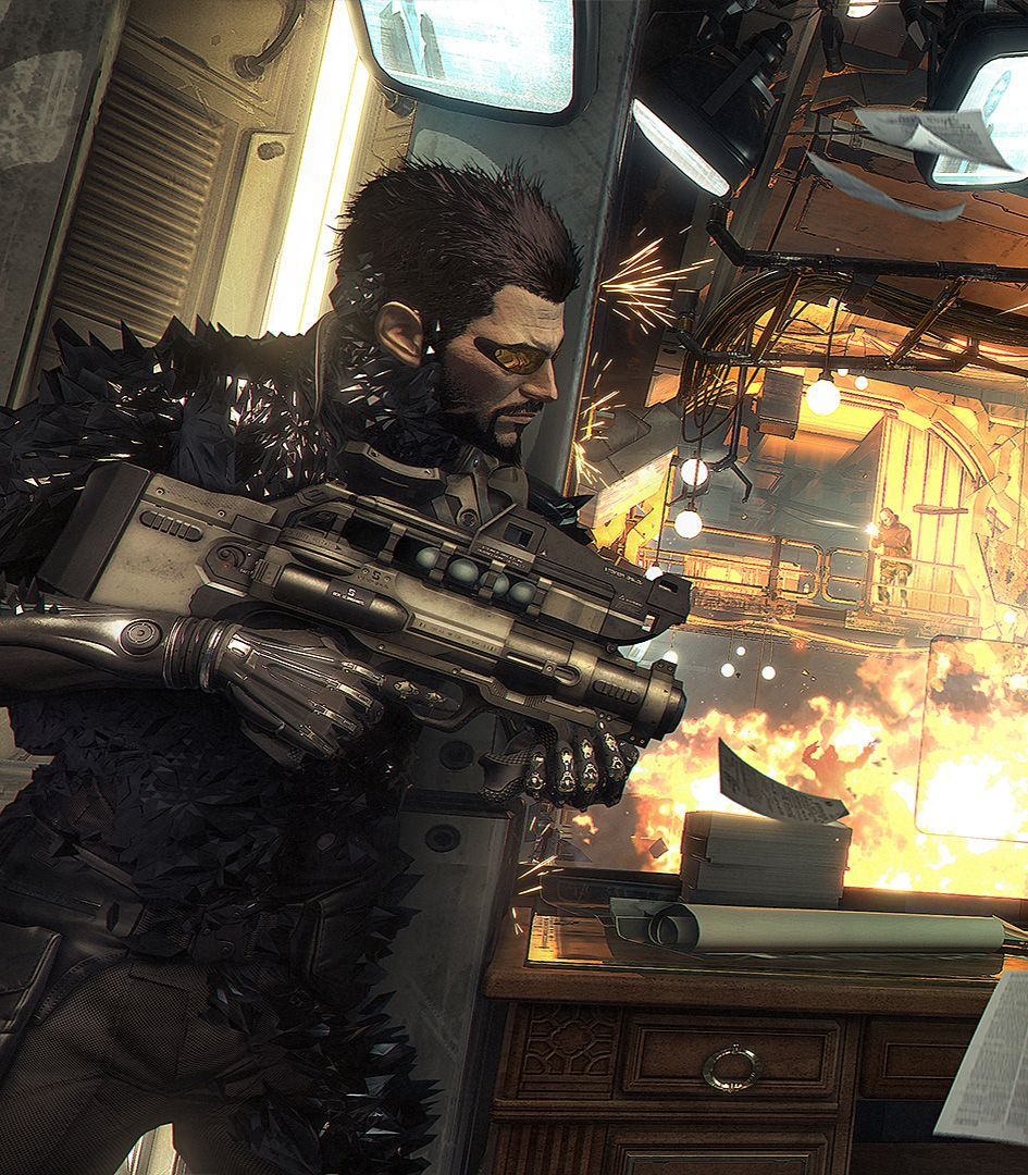 mankind divided review 2