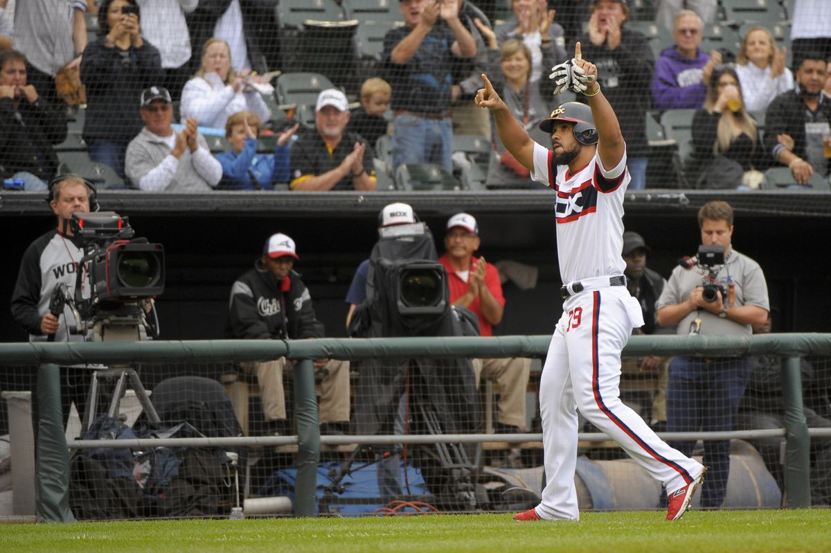 Jose Abreu and the White Sox are on the rise.