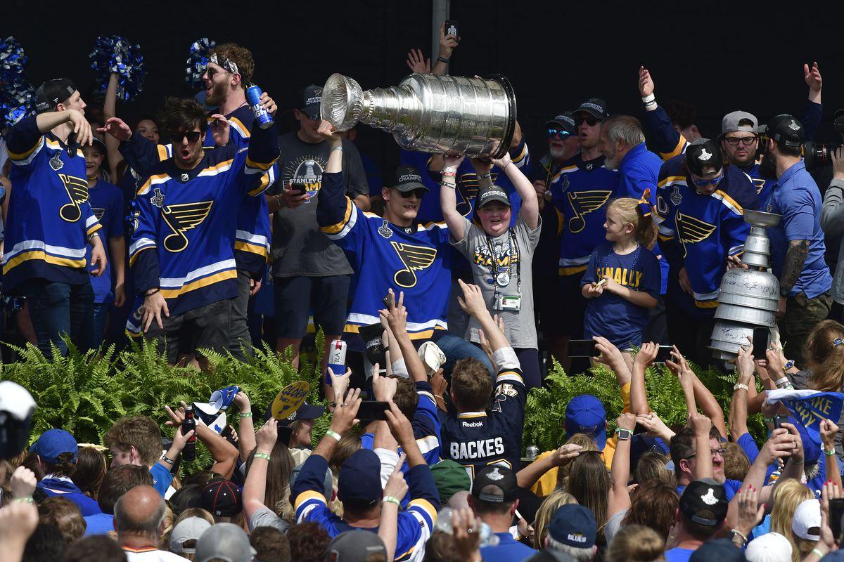 NHL: St. Louis Blues - Stanley Cup Championship Celebration
