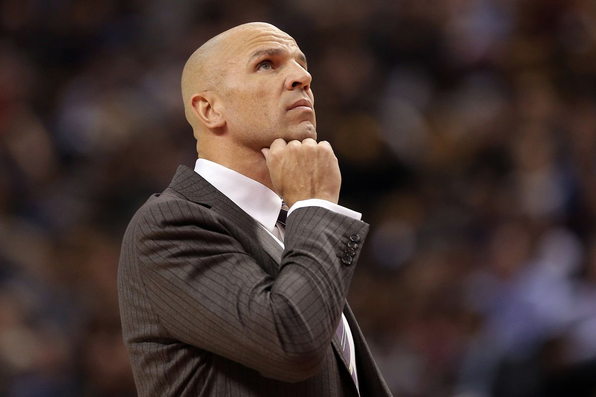 This is the most Jason Kidd has done in coaching the Nets