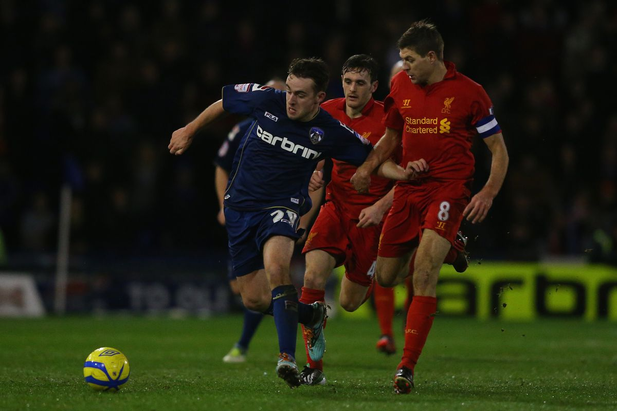 Ex-Toffee Jose Baxter gets past He-Who-We-Shouldn't-Bother-Naming