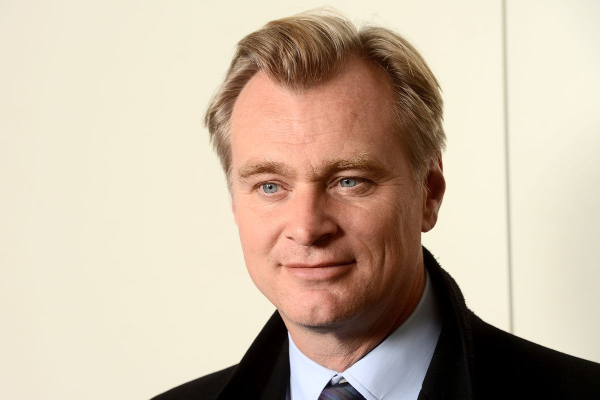 BAFTA: A Life In Pictures: Christopher Nolan - Photocall