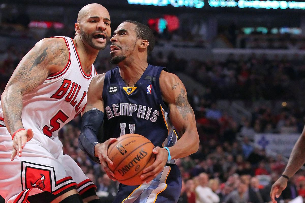 The Grizz and Mike Conley Open the Preseason Against Boozer and the Bulls Tonight