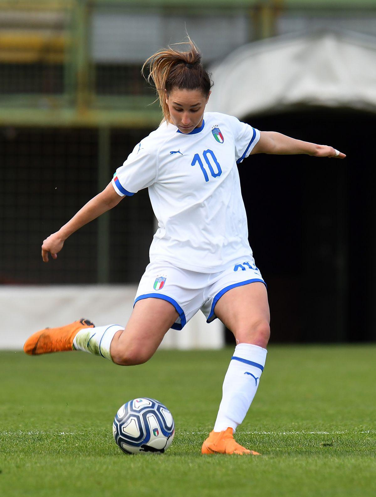Italy Women U17 v Denmark Women U17 - UEFA Elite Round