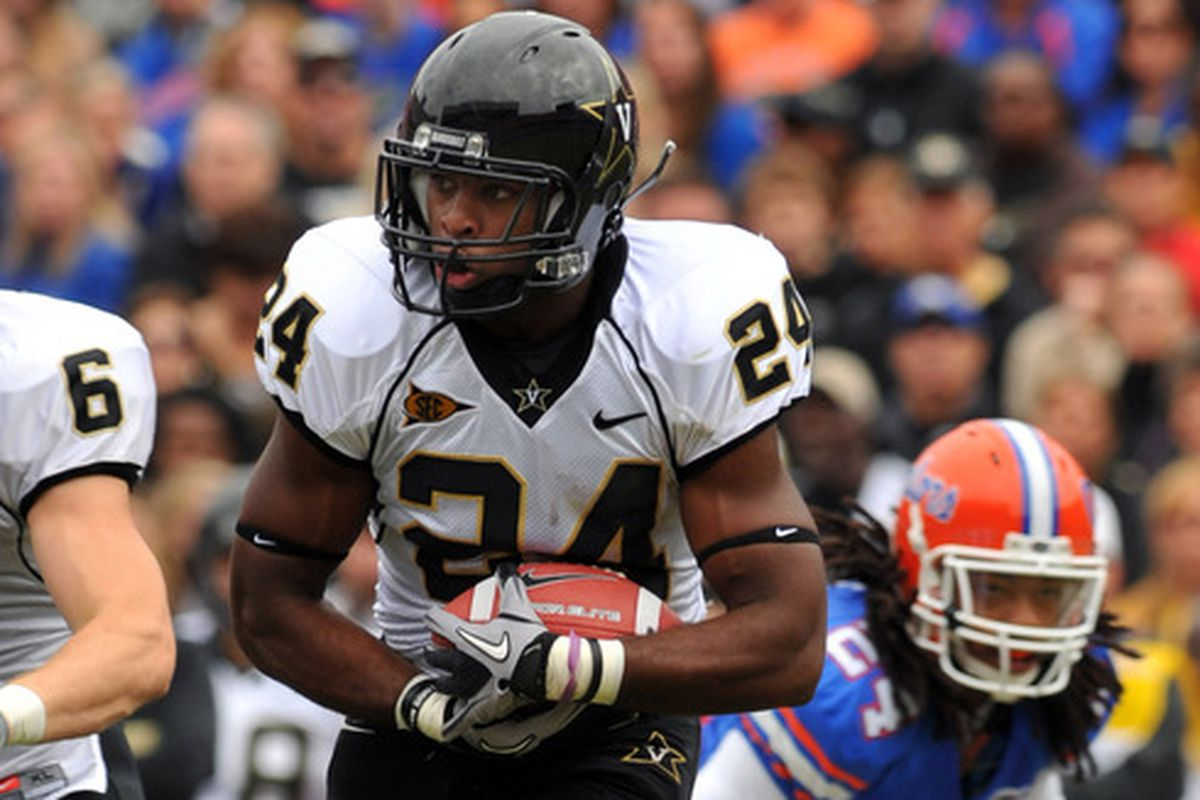 Wesley Tate will leave the 'Dores after 2013, but his replacement may have just committed to Vanderbilt.