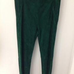Acne Studios Green Suede Pants, $499 (from $1250)