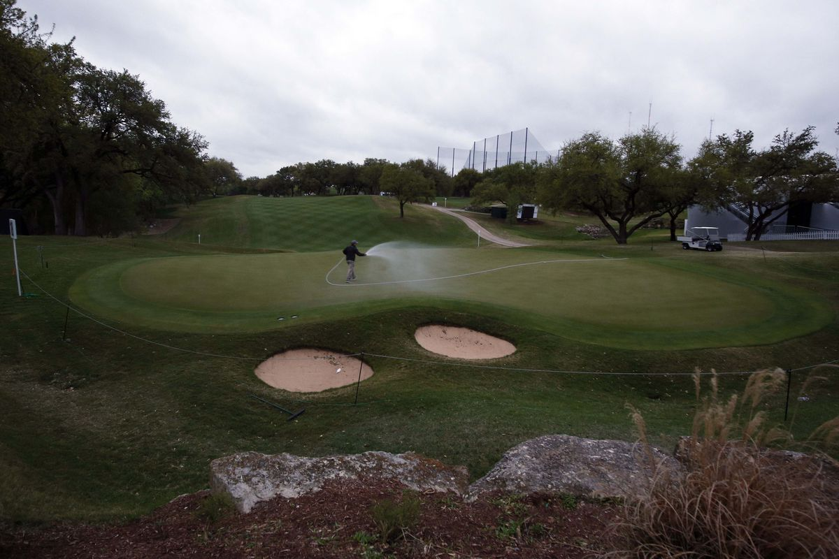 PGA: WGC - Cadillac Match Play