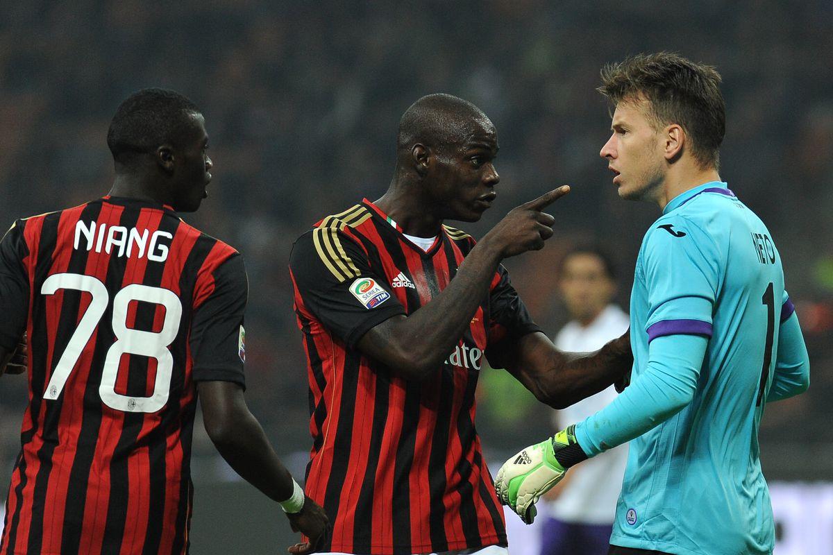 Ac Milan Transfer News Mario Balotelli The Ac Milan Offside