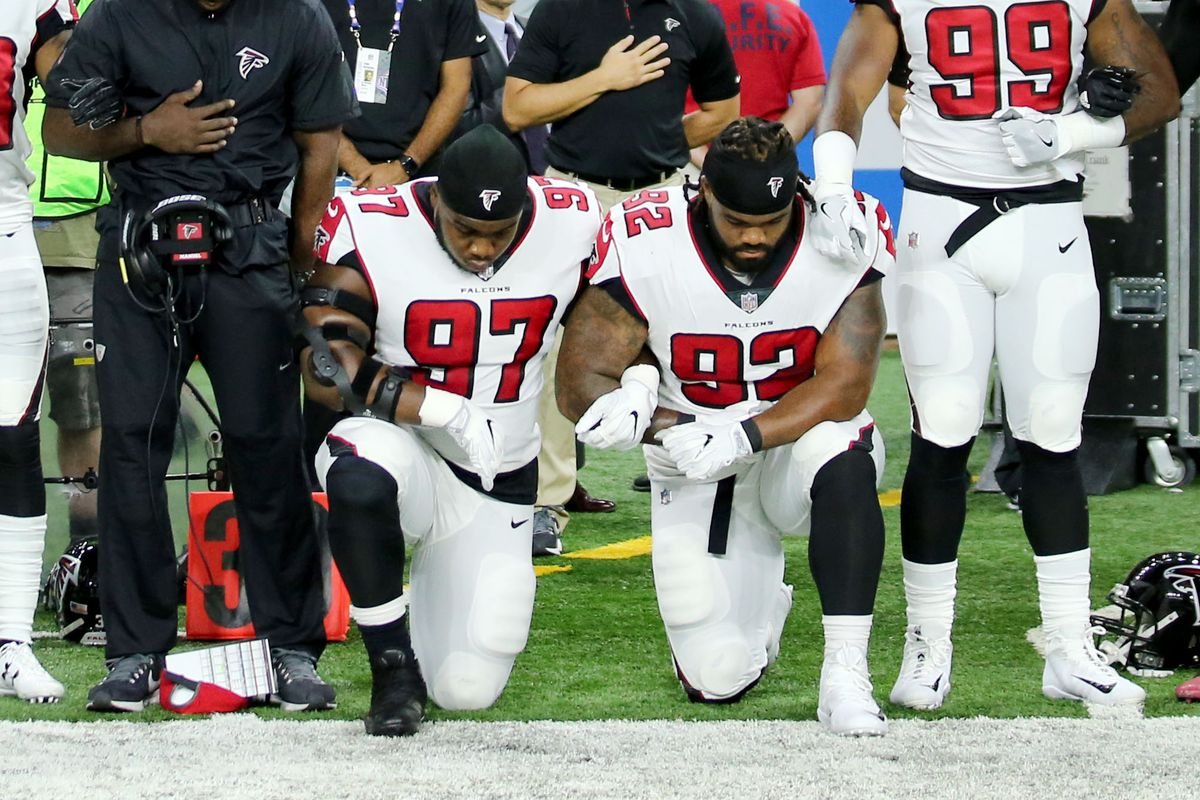 What's your take on national anthem protests?