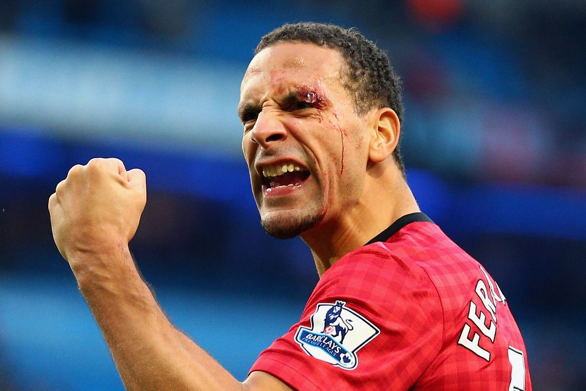 Manchester United 2012 13 player review Rio Ferdinand The Busby