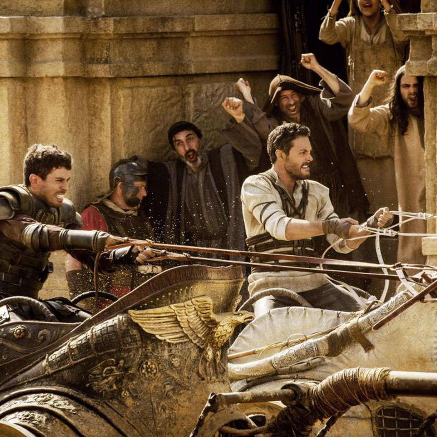The New Ben Hur Remake Strips An Iconic Story Of Its Style Message