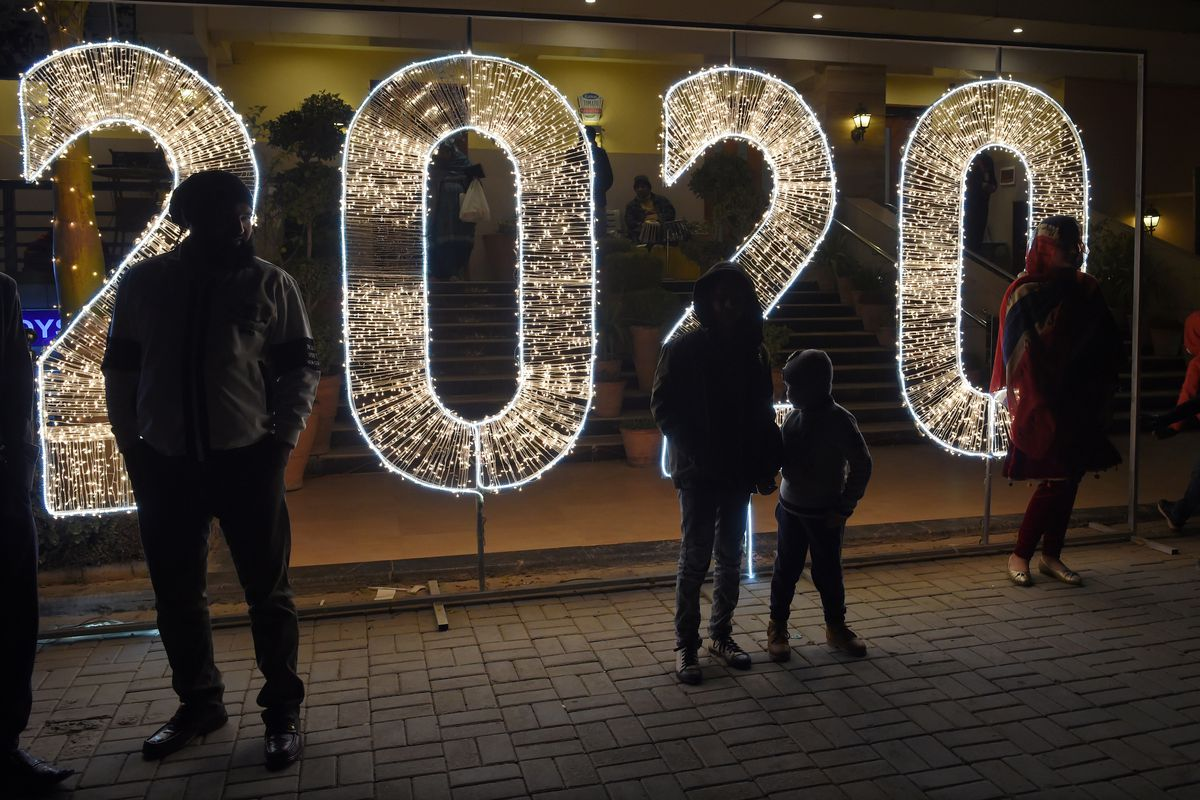 PAKISTAN-NEW YEAR