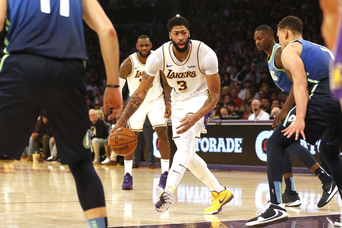 Lakers Ready To Face A Harder Schedule In December One Game