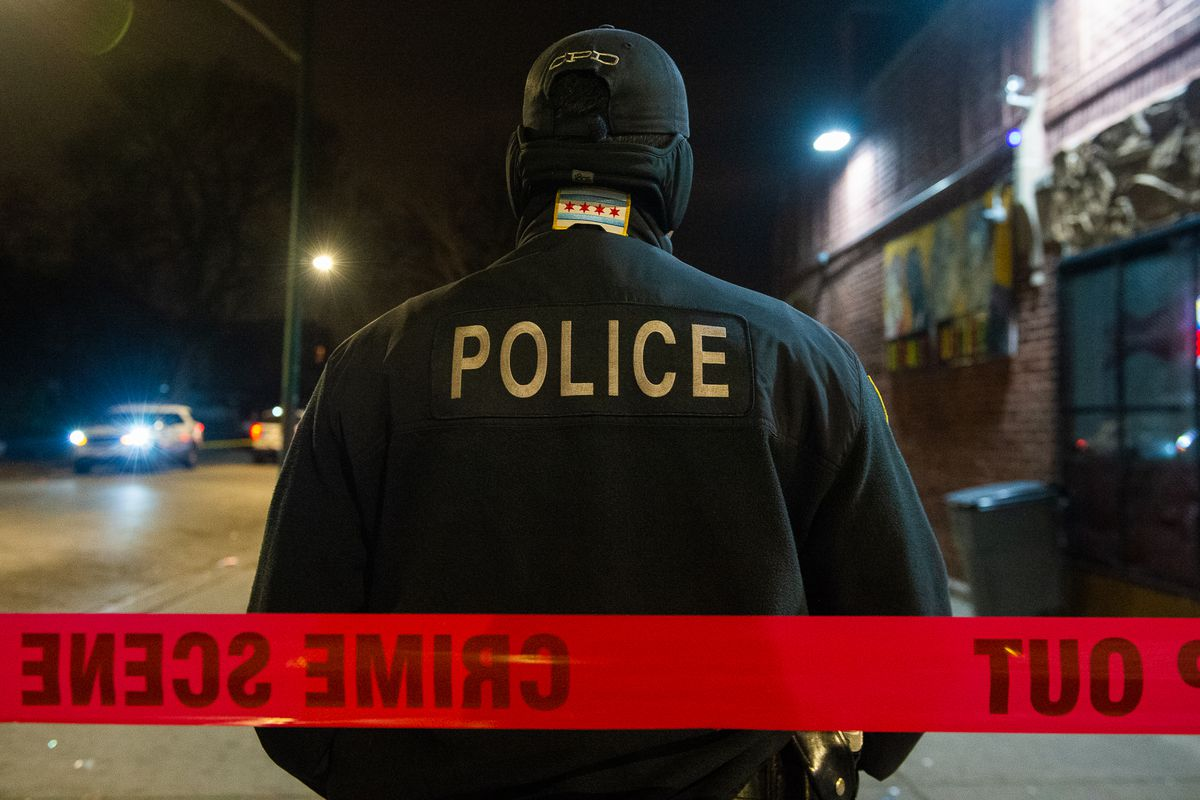 Two people were shot, one of them fatally, Oct. 17, 2020, in the 8000 block of South Ingleside Avenue.