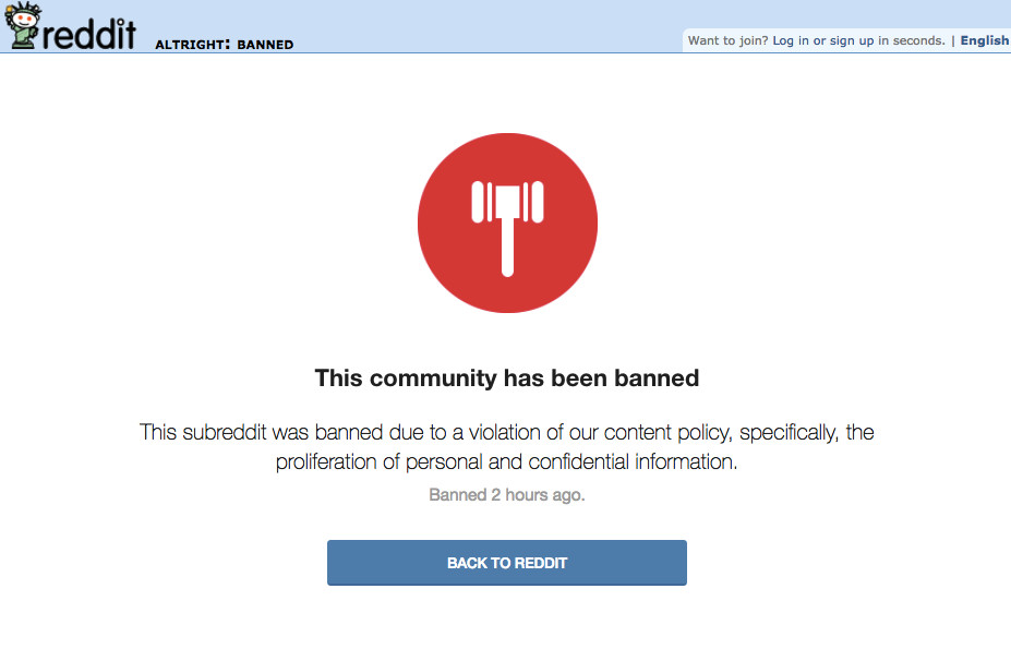 Reddit bans two prominent alt-right subreddits - The Verge