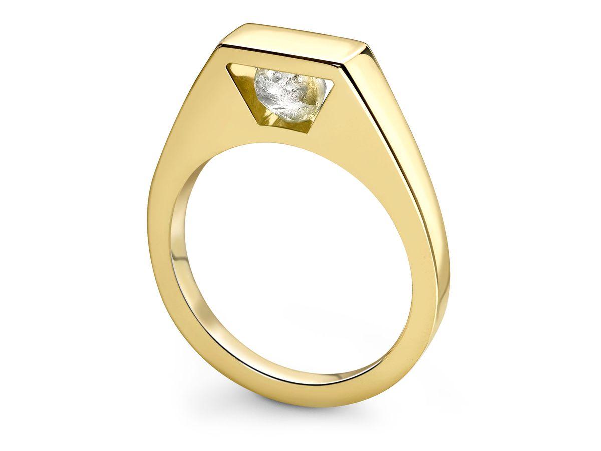 Emma Franklin French Cut Ring